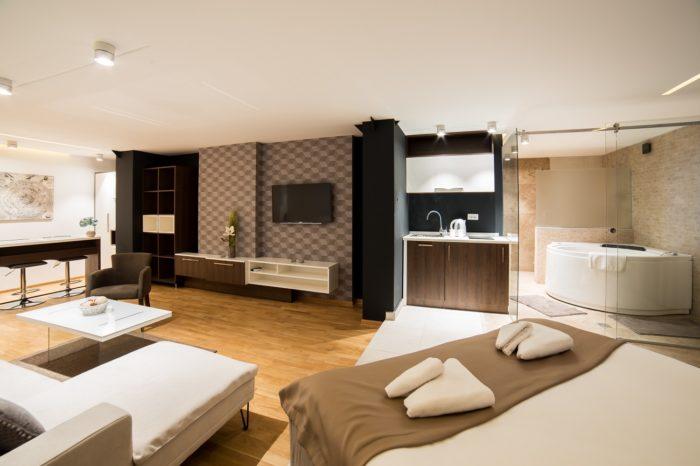 Belgrade Center Lux Apartment